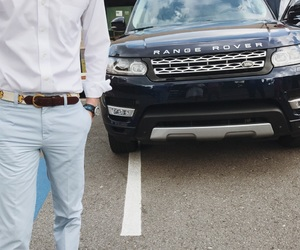 preppy and range rover image