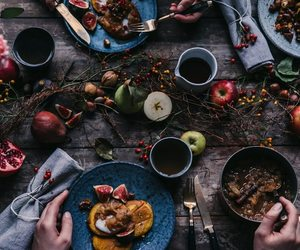 autumn and food image