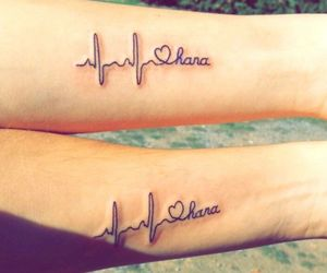 family, ohana, and Tattoos image