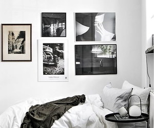 bedroom, contemporary, and home decor image
