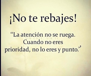frase, quote, and atencion image