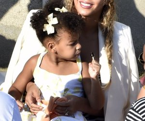 blue, italy, and queen bey image