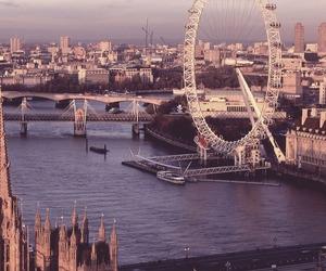 london, city, and england image