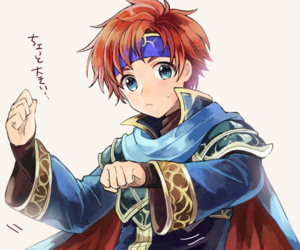 roy, fire emblem, and fire emblem heroes image