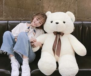 style, teddy bear, and cute image