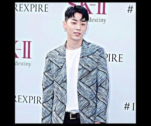 asian boy, gray, and aomg image