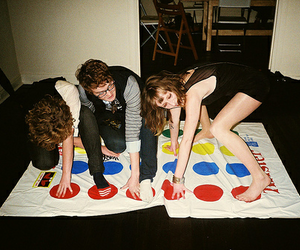 friends, twister, and fun image