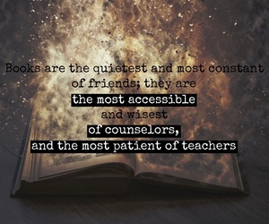book, college, and quotes image