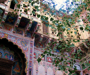 house, india, and rajasthan image