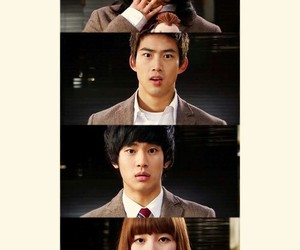 kdrama and dream high image