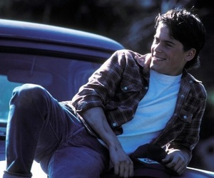 rob lowe, the outsiders, and sodapop curtis image