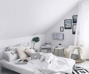 bedroom, decor, and trending image