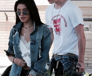 madison beer and brooklyn beckham image