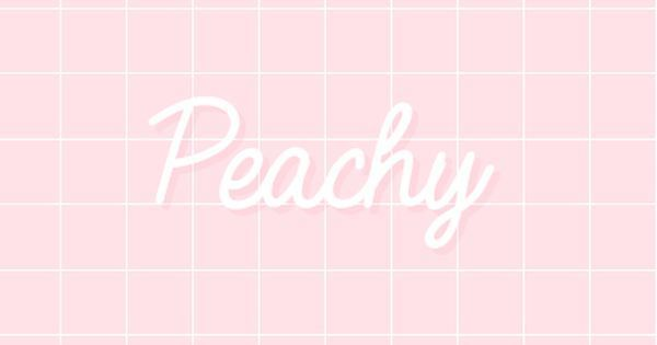 So Peachy Discovered By Indiajewels101 On We Heart It