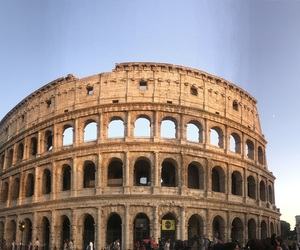 beautiful, colosseum, and history image