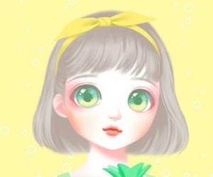 Enakei, kawaii, and background image