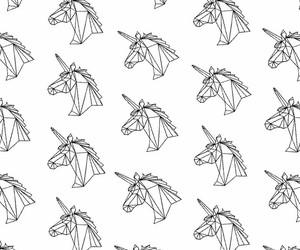 abstract, Figure, and unicorn image