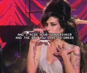 Amy Winehouse, Lyrics, and quotes image
