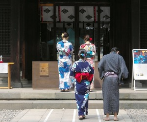 japan, Nippon, and people image