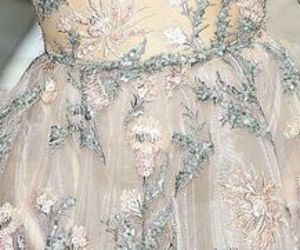 details, embellishment, and high fashion image