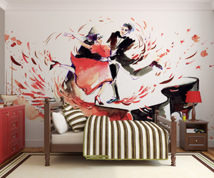 colorful, dancing, and design image
