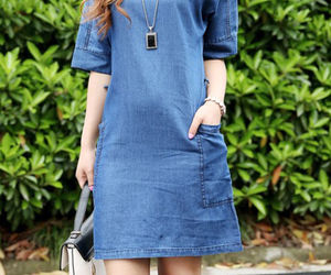 cotton casual dresses image