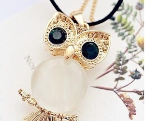owl, اكسسوارات, and بومه image