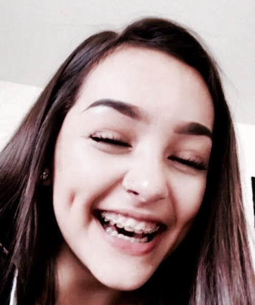 braces, girl, and icon image