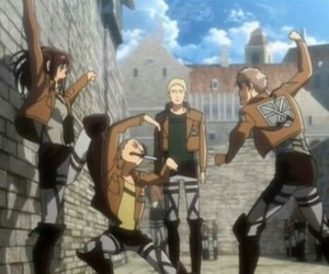 snk, attack on titan, and aot image