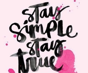 pink, stay, and true image