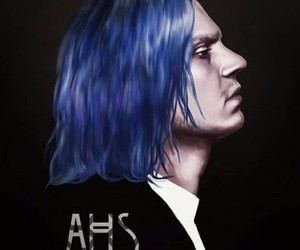 evan peters, cult, and ahs image