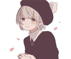 cute, girl, and kawaii image