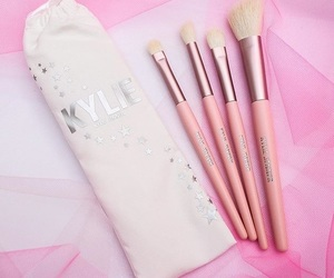 kylie cosmetics, cosmetics, and makeup image