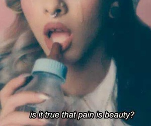 melanie martinez, cry baby, and quote image