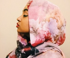 beautiful, hijab, and photography image