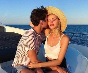 couple, summer, and nicola peltz image