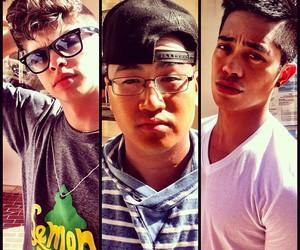 brian puspos, ian eastwood, and jr aquino image