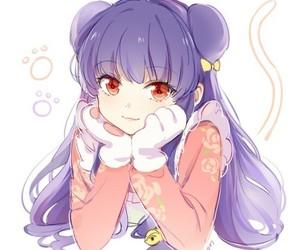 anime girl, shampoo, and ranma 1 2 image