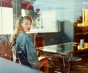 girl, vintage, and style image