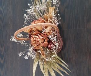 creation, flowers, and handmade image