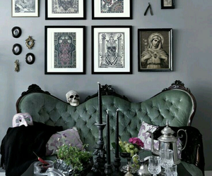 home decor and gothic decor image