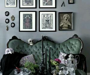 home decor and gothic decor image