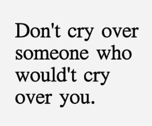 cry, quote, and don't image