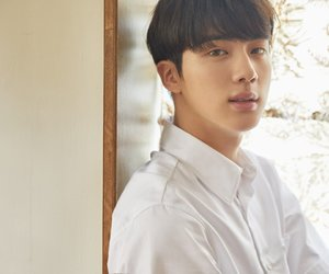 jin, kpop, and bts image
