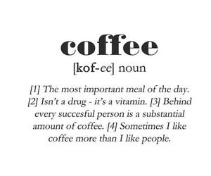 coffee, english, and words image