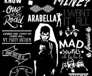 arctic monkeys, am, and alex turner image