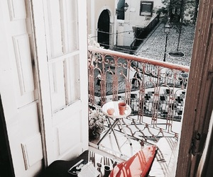 balcony, home, and photography image