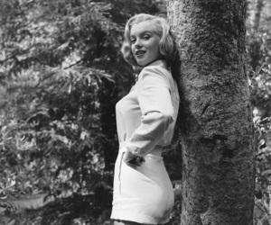 Marilyn Monroe and 1950 image