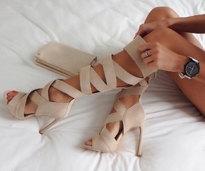 alternative, heels, and sweet image
