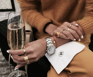 accessories, classy, and famous image